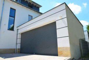 Co można trzymać w garażu z blachy?